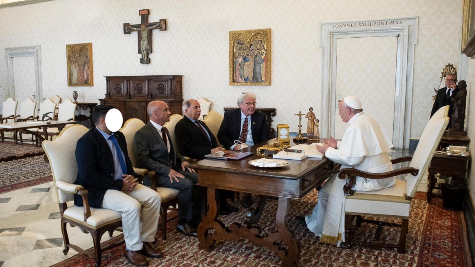 (Photo: Vatican Media)