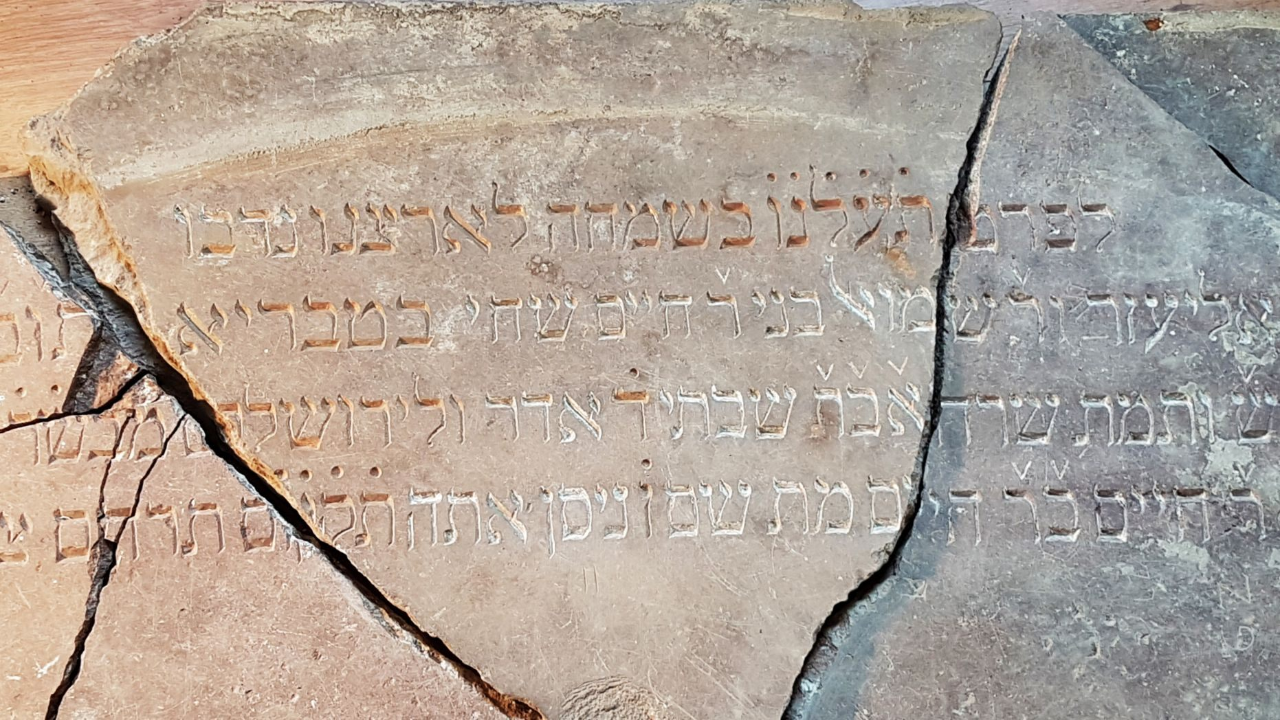 Photo: Jon Seligman, Israel Antiquities Authority