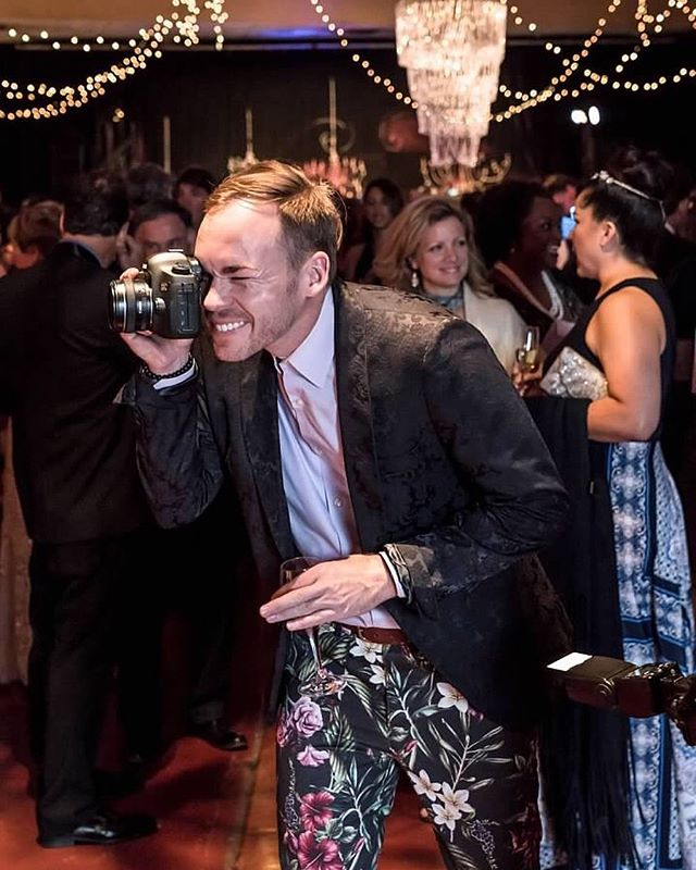 Fancy events are always more fun with a great camera and eccentric pants. Congrats to @lisa__lucero for an amazing and incredibly successful @tocelebratelifebreastcancerf fashion show fundraiser.