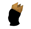 drék davis Logo crowned head.png