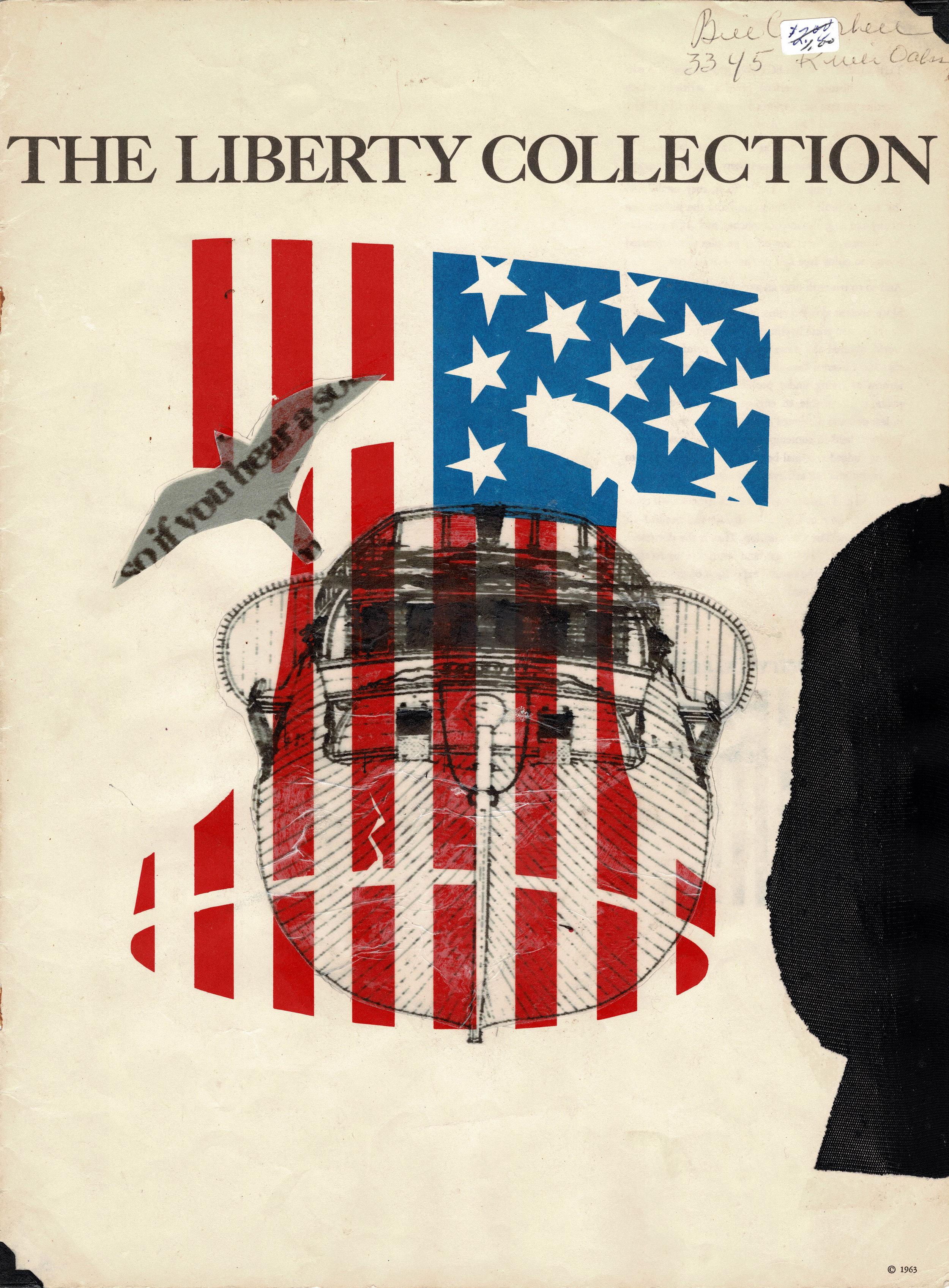 drék davis, 1. Liberty Annotated, Cover (2018) med.jpg