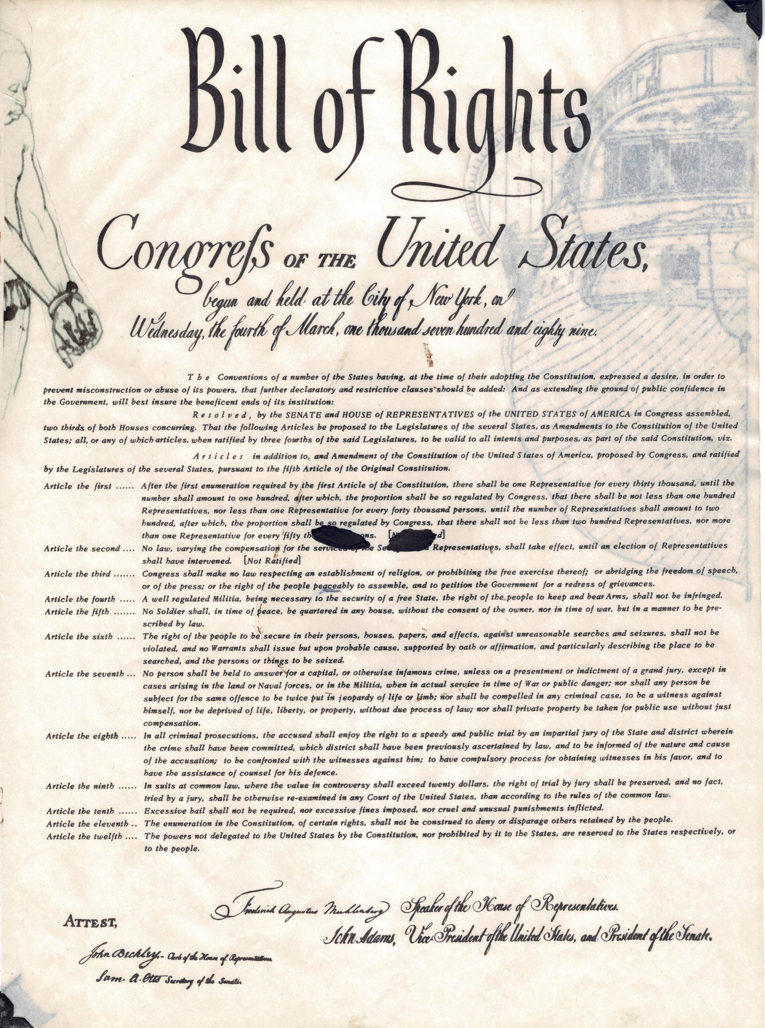 drék davis, 7. Liberty Annotated The Bill of Rights  (2018) med.jpg
