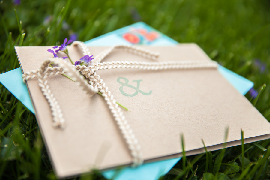 Handcrafted Love Note