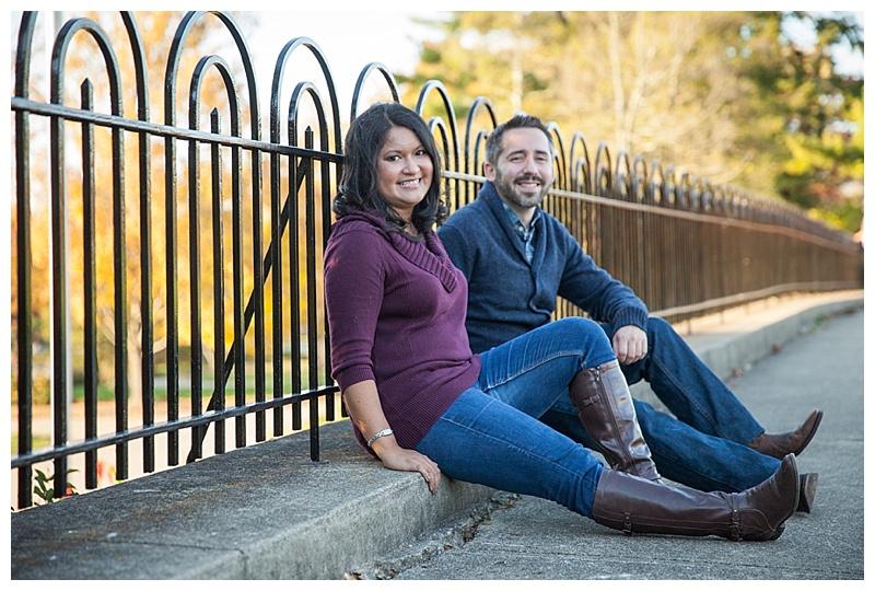 Ault Park Engagement :: Cincinnati