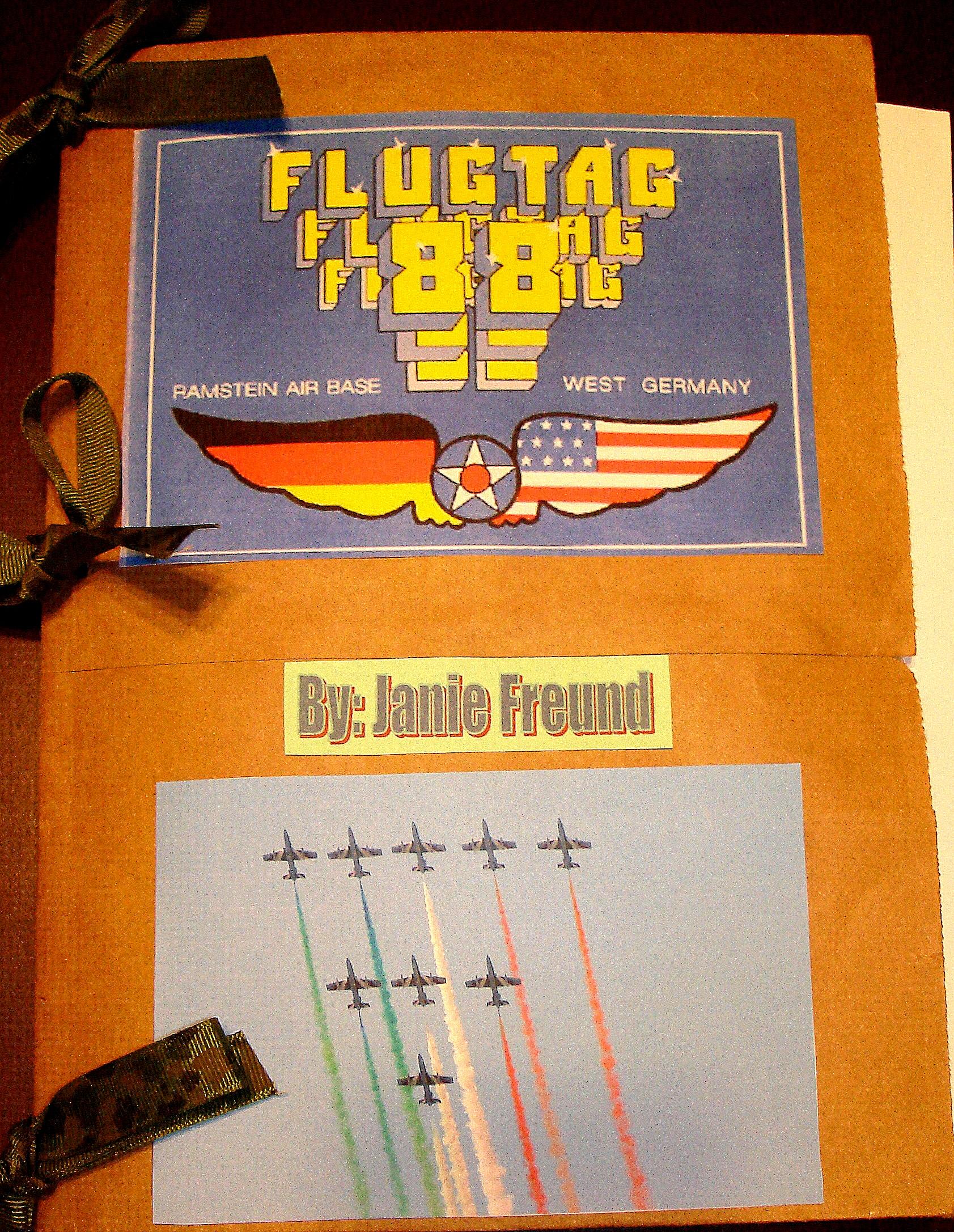 Paper Bag Scrapbook Project