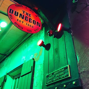 Bar of Note: - The Dungeon738 Toulouse St, New Orleans, LA 70130* No photo allowed inside! *You HAVE to check out this legend bar if you're ever in New Orleans. I'll be back FOR SURE.