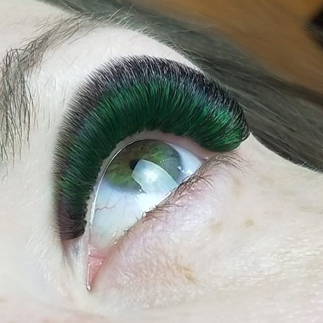 No filters, no photoshop just lashes.