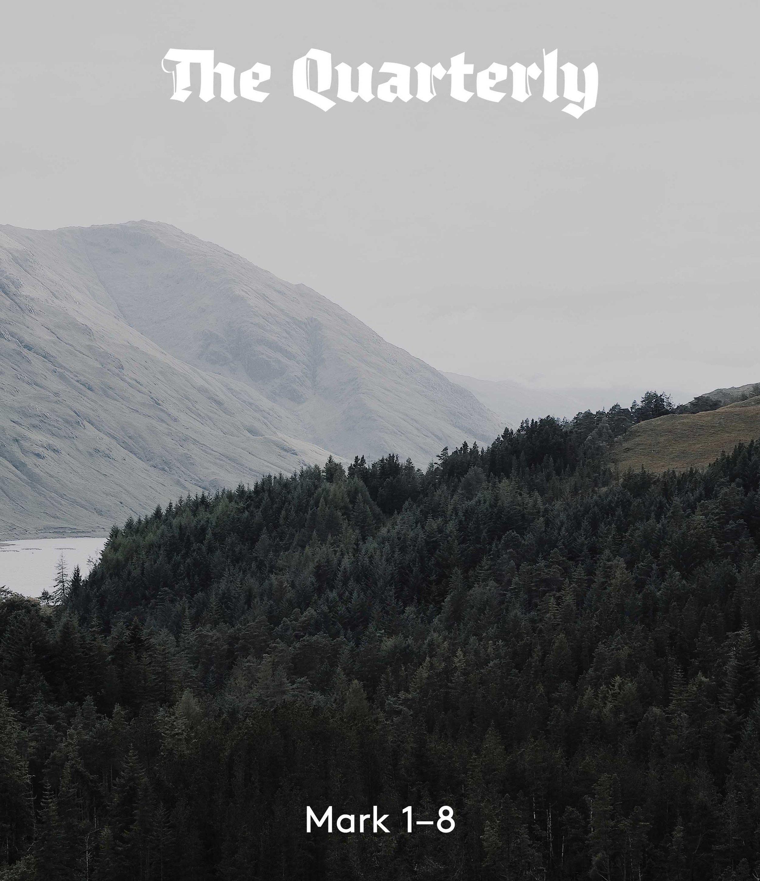 Q11 Mark 1–8