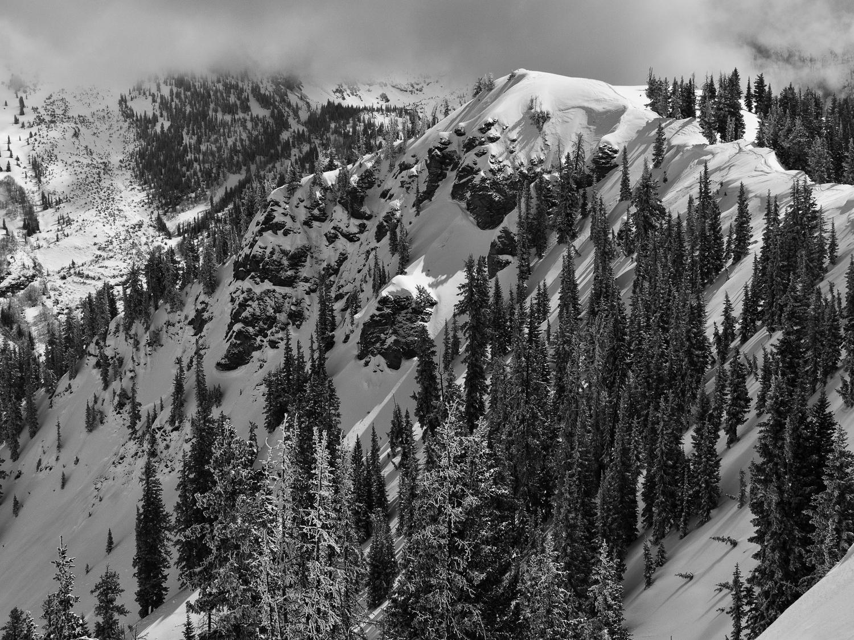 Marble Peak - North Bowl