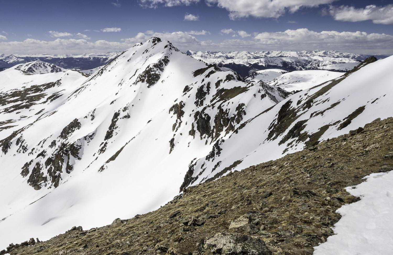 Hagar Mountain - Southeast Face