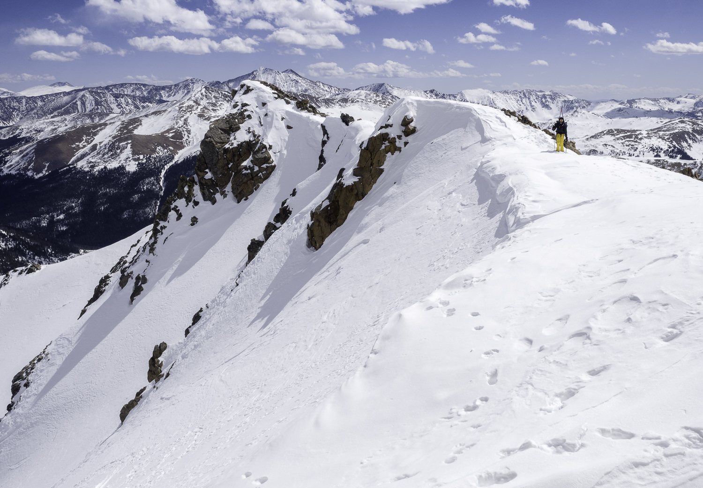 Top of the NE Bowl - Cody