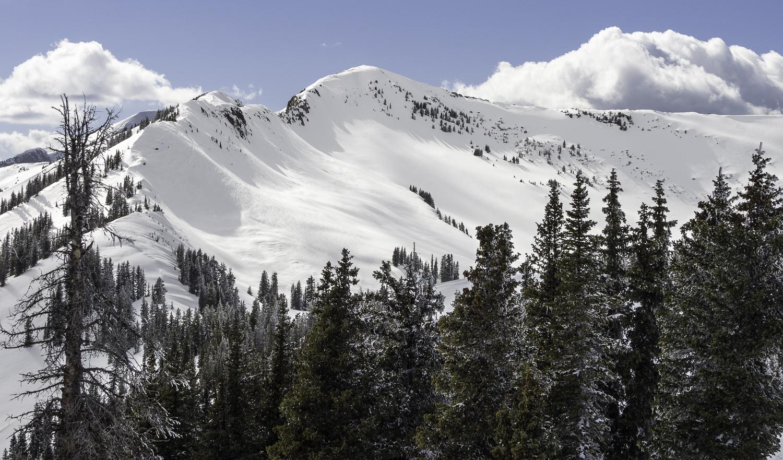 Raspberry Peak - Northeast Bowl