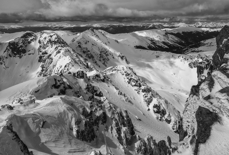 The Citadel & Hagar Mtn - Front Range, CO