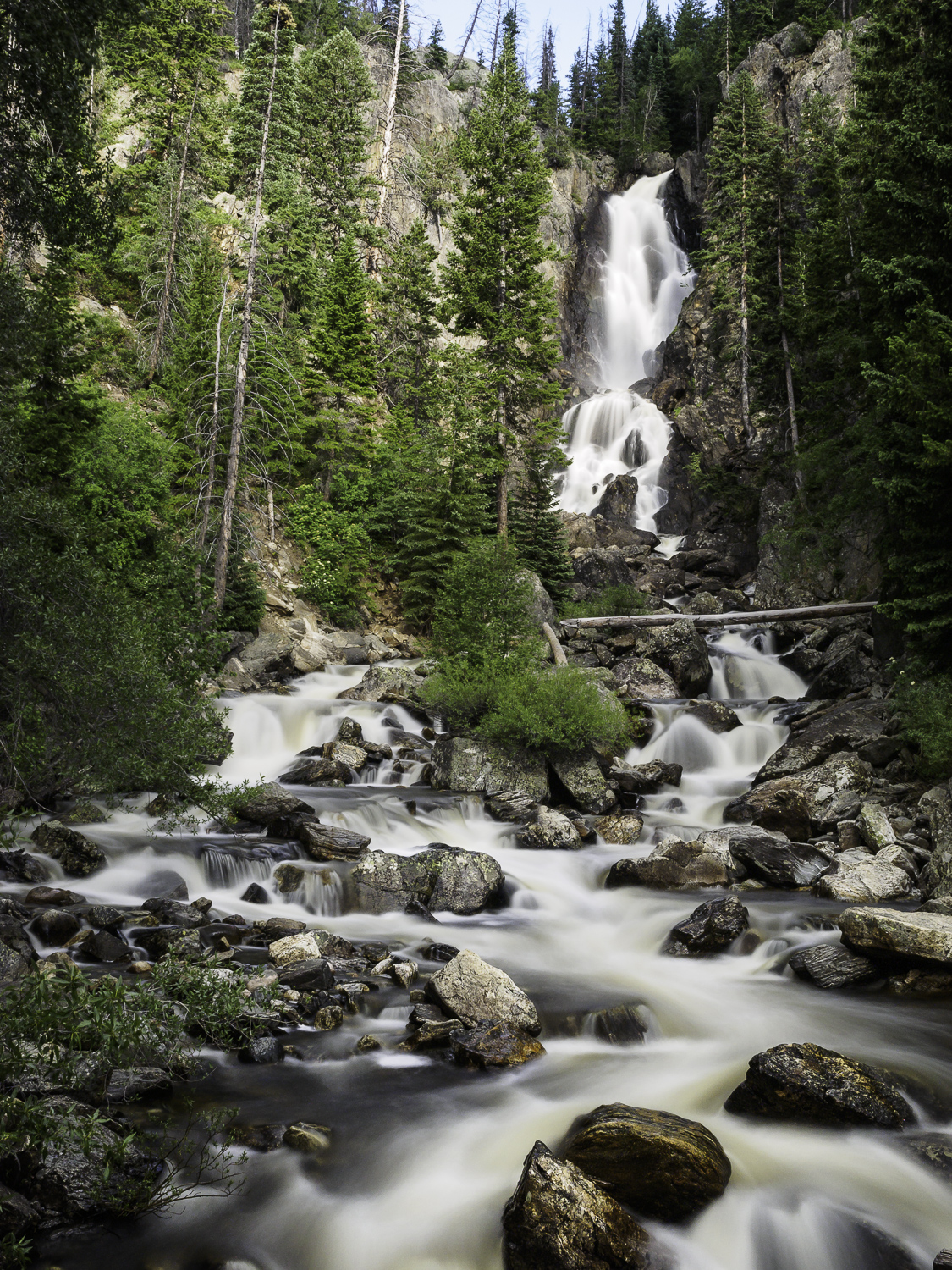 Fish Creek Falls - Steamboat Springs