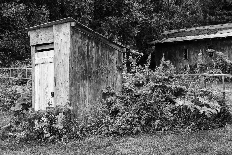 Bachelorette Party Outhouse - Hope, AK