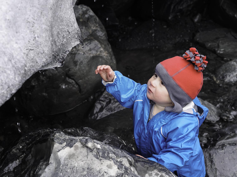 Glacier Melt -Blackstone Bay