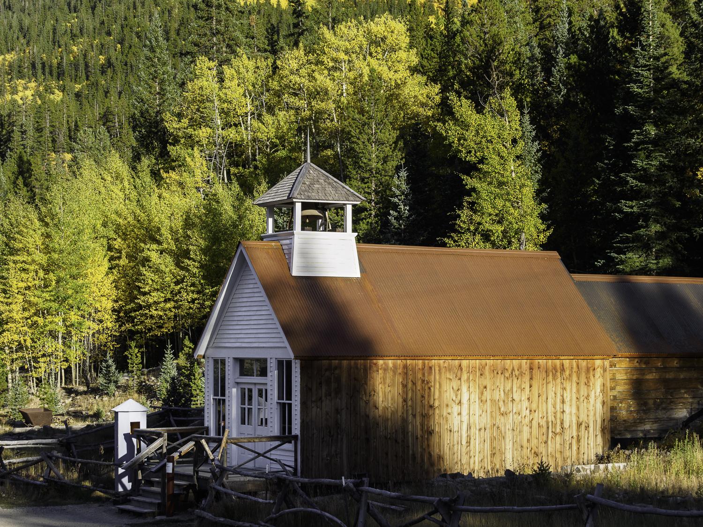 Historic Church - St. Elmo, CO