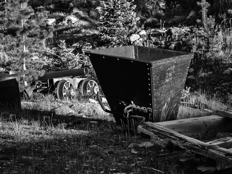 Mine Equipment - St. Elmo, CO