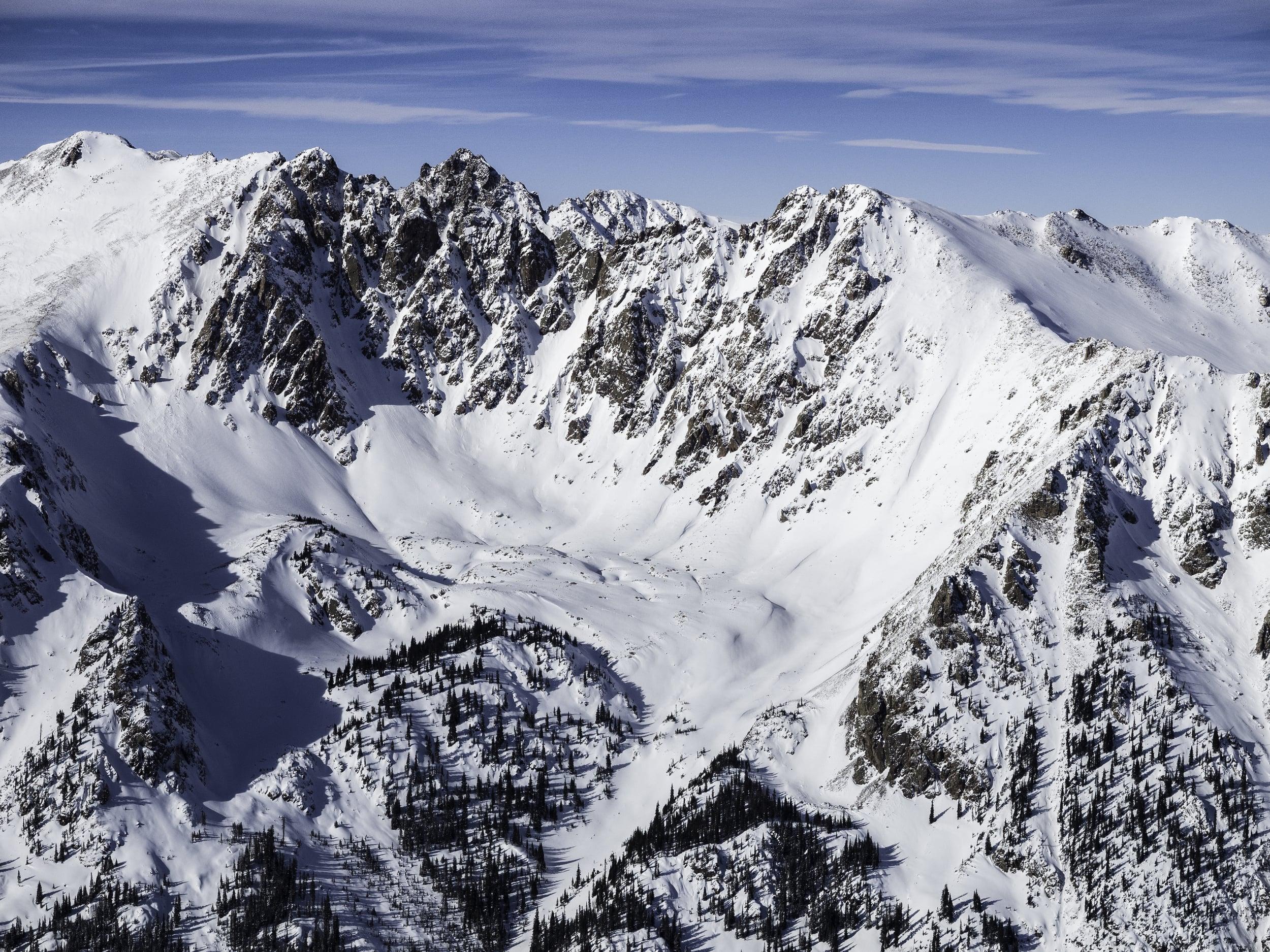 Red Peak - Gore Range, CO