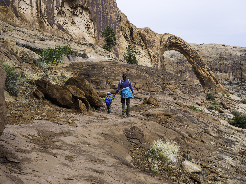 Journey to the Corona Arch - Potash Road