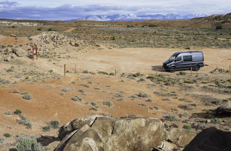KlonZo Mtn Bike Trails - Moab