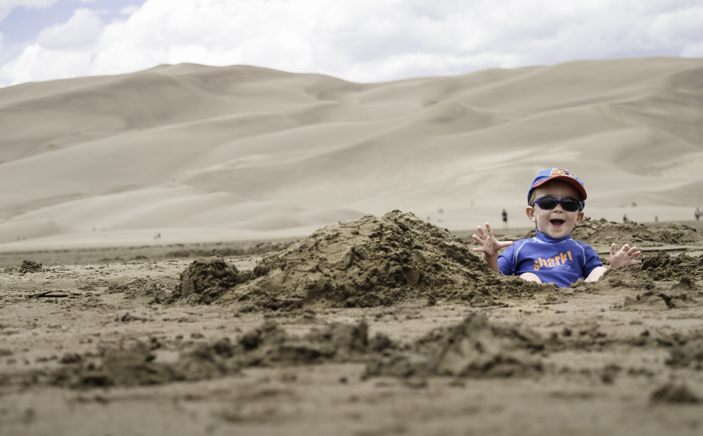 Big Sandbox - Liam