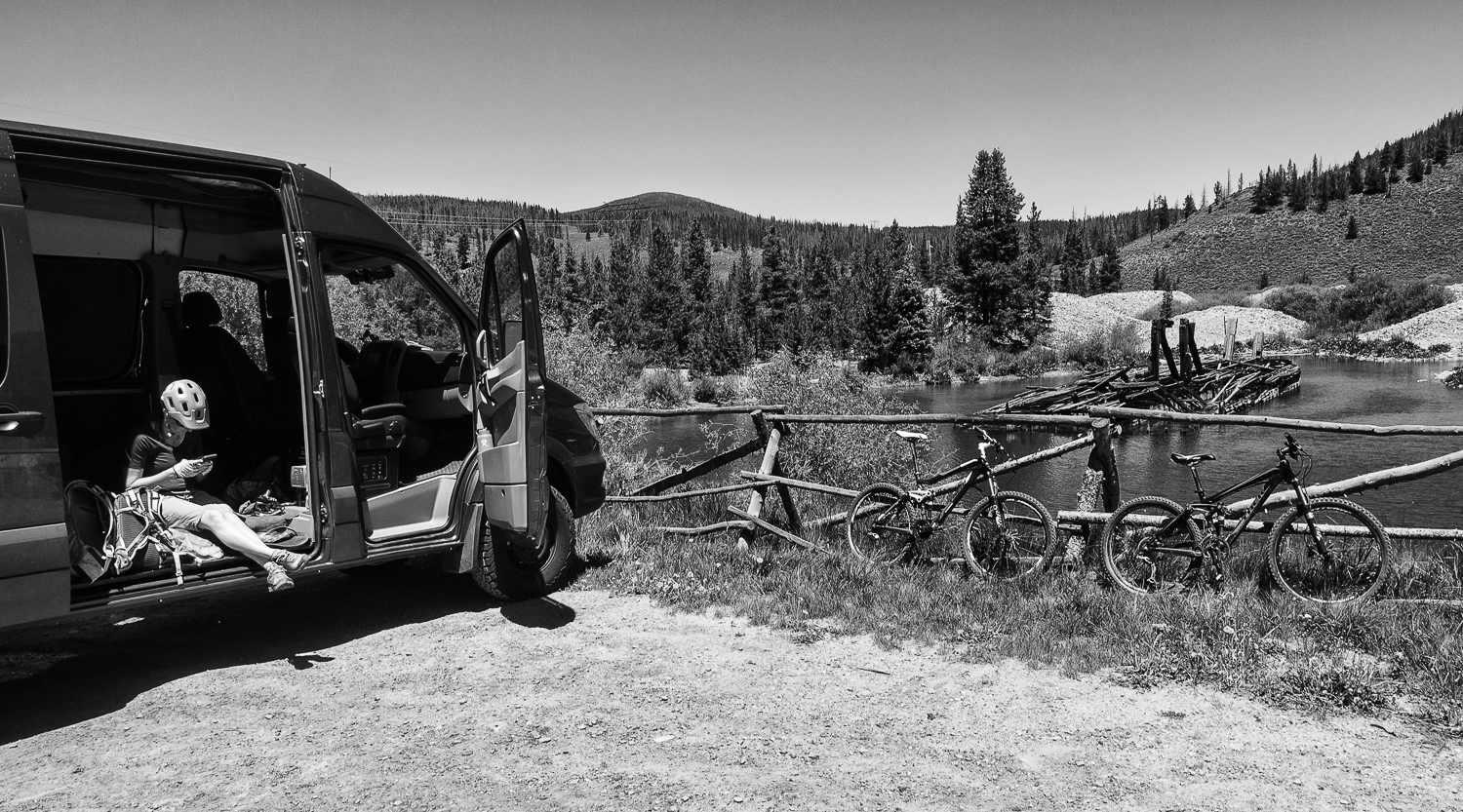 Ride Prep - Dredge Boat Trailhead