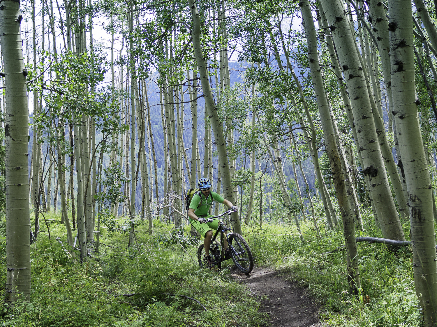 Dyke Trail - Crested Butte, CO