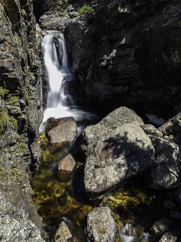 Adam's Falls