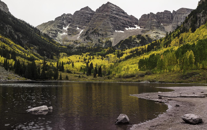 Maroon Bells - Maroon Lake, CO