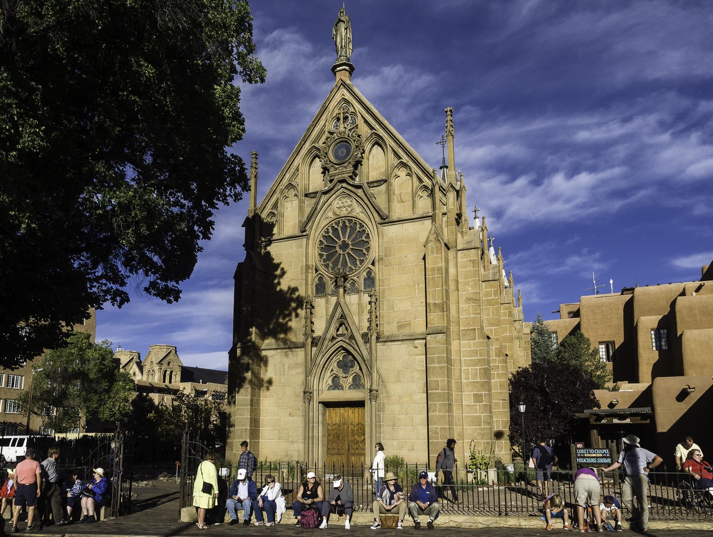 Loretto Chapel - Santa Fe, NM