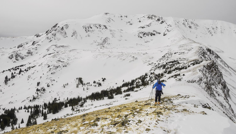 Ridge Run - Jonah, Front Range
