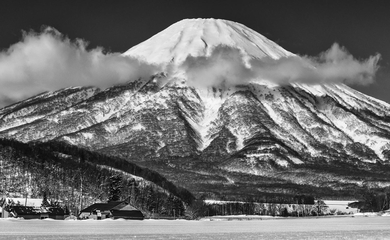 6,000 vert - Mt Yotei-zan