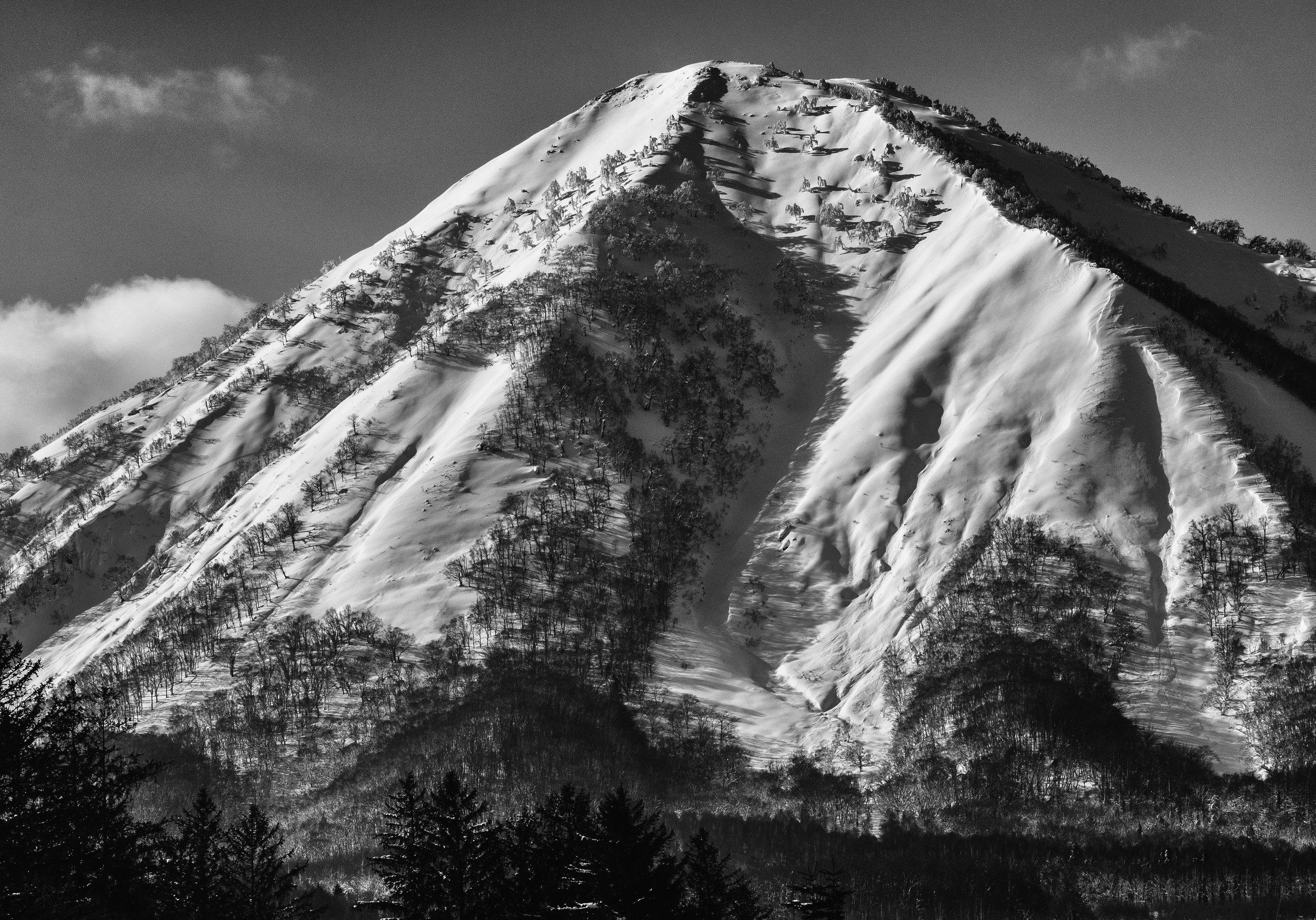 Mt. Shiribetsu-dake