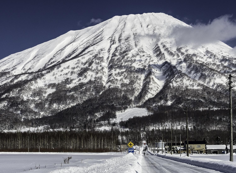 Mt. Yotei-zan - West Face Route