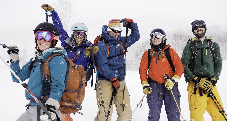 "The Snow is Stupid Good - Mt. ""Pow Laps-dake"""