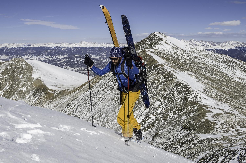 Summit Push - NE Ridge - Drew