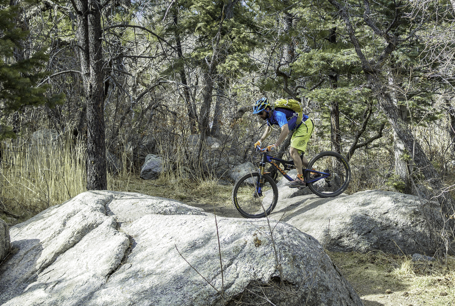 Blackmer Trail - Colorado Springs, CO