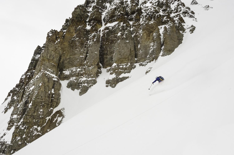 High Alpine Pow - Colleen