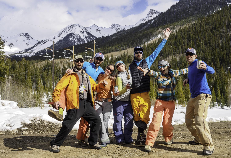 The Gang - Todd, Me, Kristin, Sara Beth, Drew, Colleen, Brian
