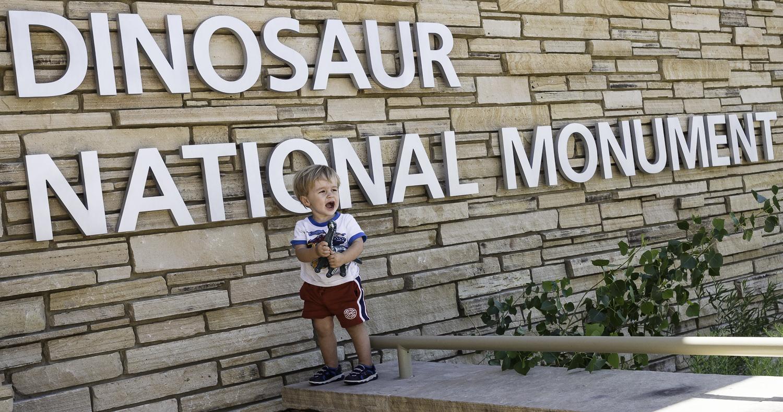 Dinosaurs - Jensen, UT