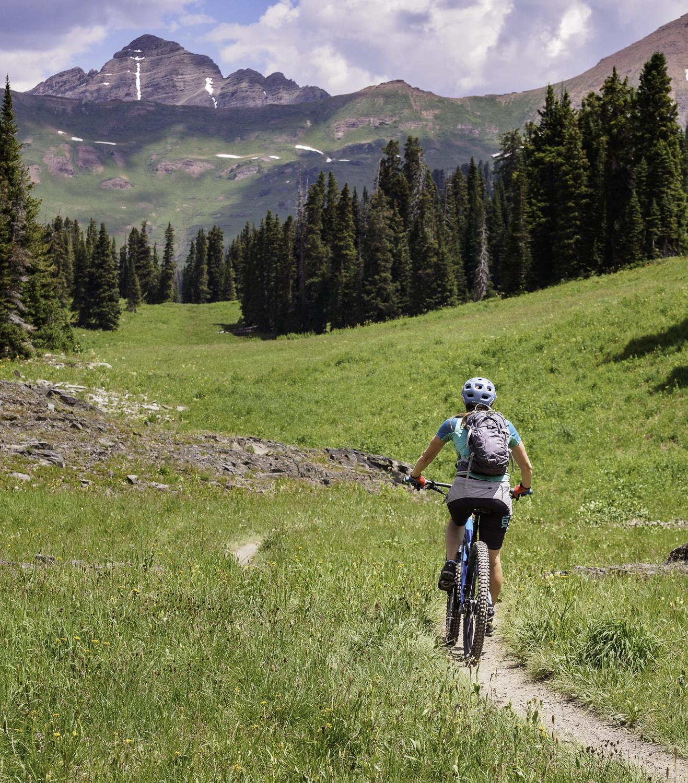 Maroon Peak - Trail 401 - Kristin