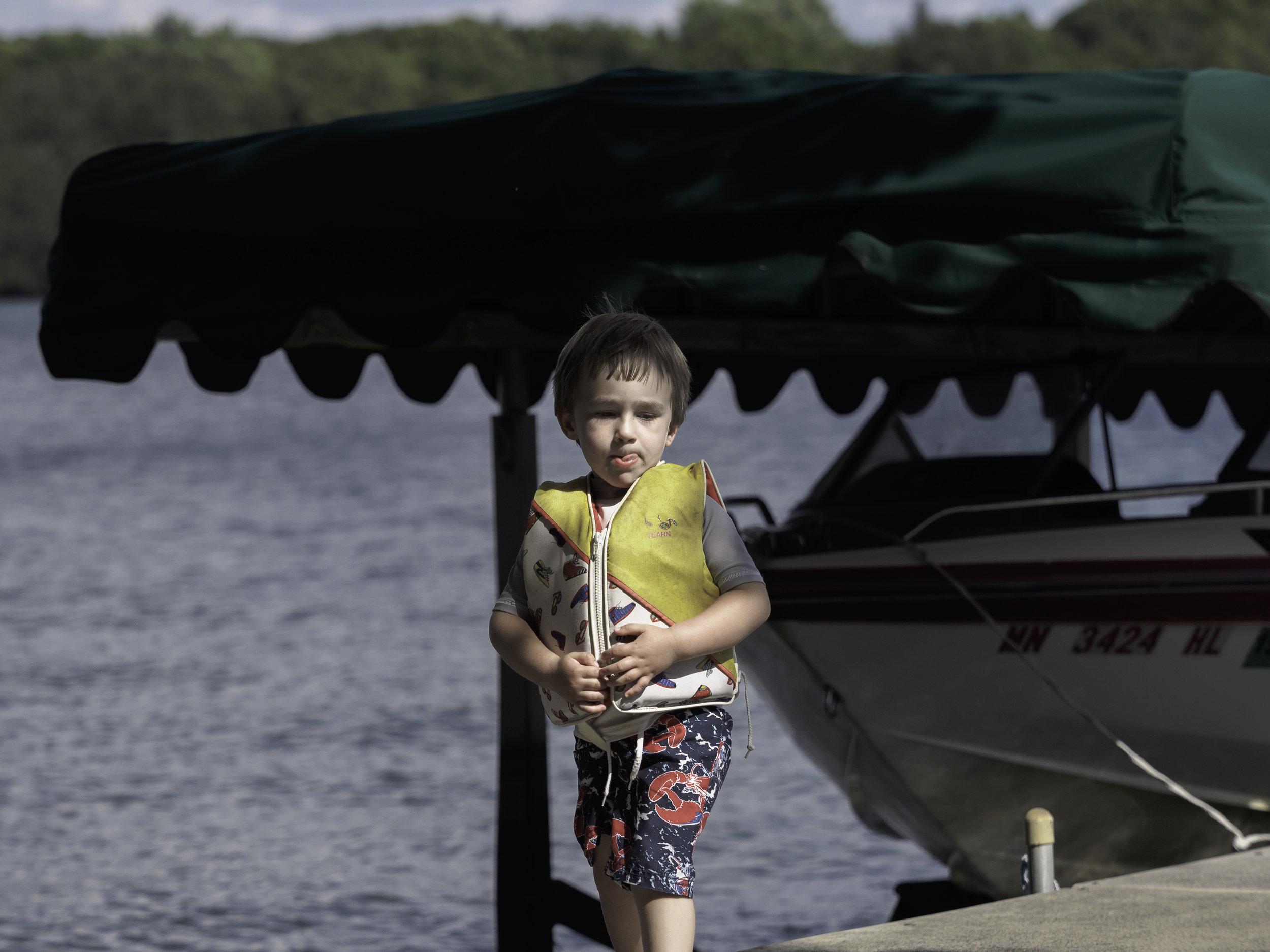Lake Boy
