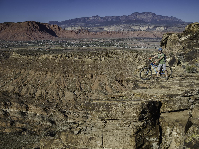 Sidewinder Trail - Kristin