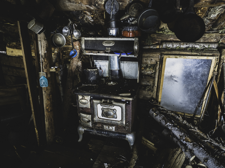 Diner Time - Orphan Boy Cabin