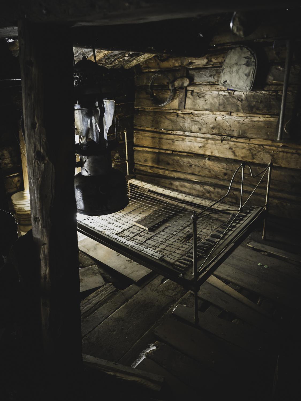 Nap Time - Orphan Boy Cabin