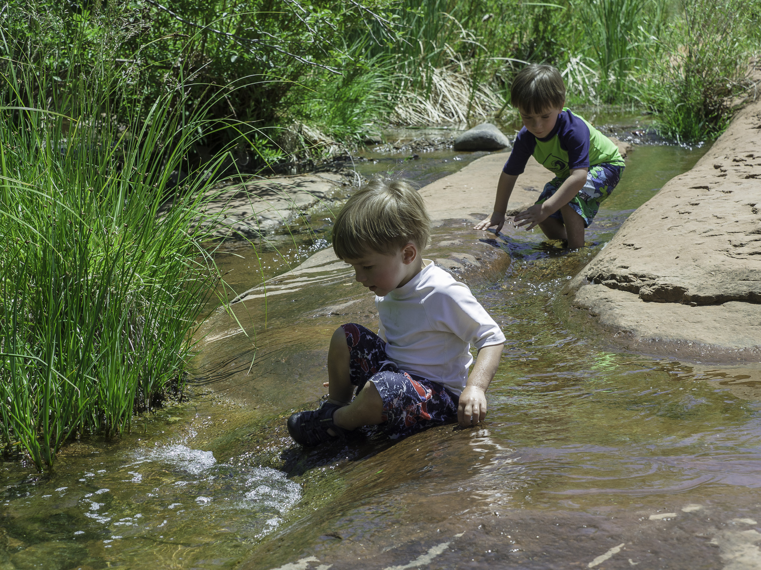 Slide Rock Explorers