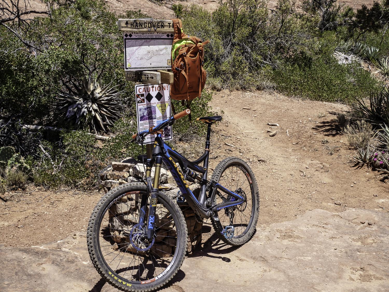 Double Black - Hangover Trail
