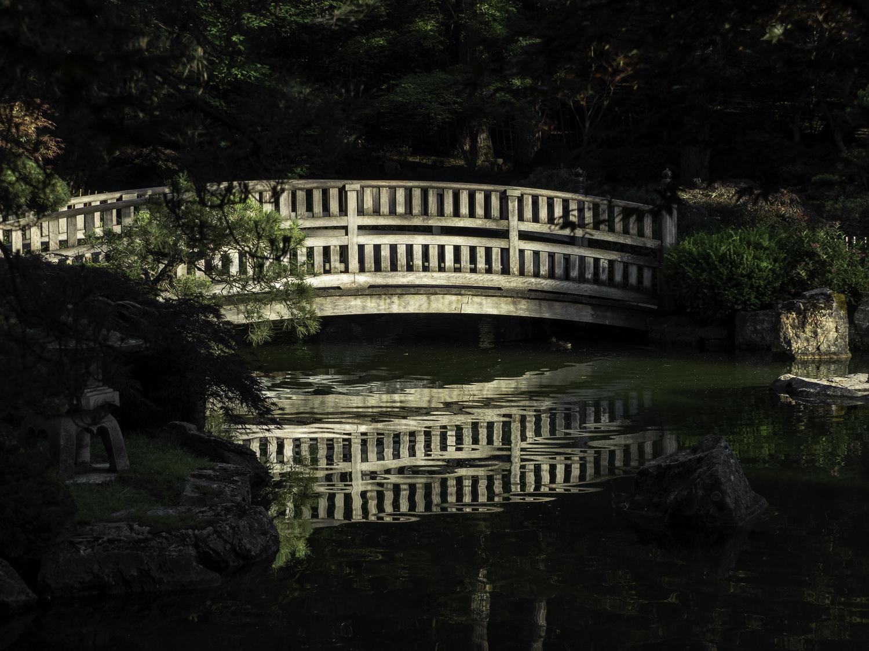 Nishinomiya Tsutakawa Japanese Garden - Spokane, WA