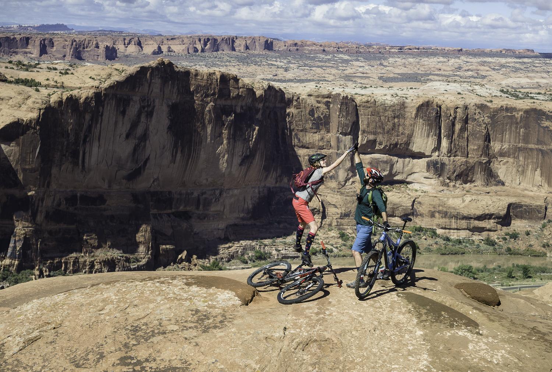 Moab - Giuliana & Graham